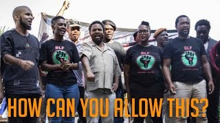 How can the IEC allow this? | South Africa (2019)