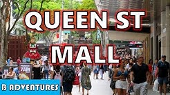 Queen Street Mall, Brisbane City Australia