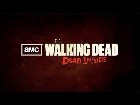 The Walking Dead Maze    Halloween Horror Nights 2012