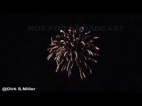 Rice Lake Speedway Fireworks