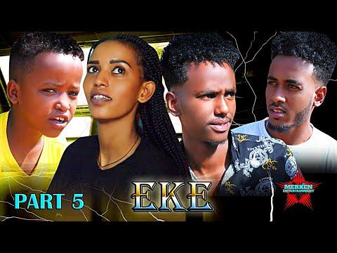 Download New Eritrean Bilen Comedy *EKE* Part 5 by Abdella Abrha  (Official Video)