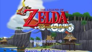 Repeat youtube video Intro 10 Hours - Zelda The Wind Waker