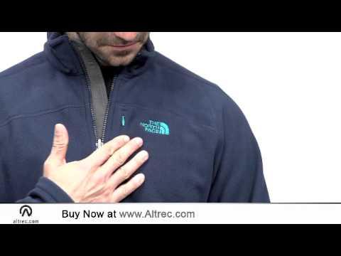 aab6361372 The North Face Men s TKA 200 Echo Full Zip - YouTube