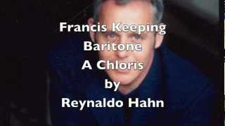 francis keeping baritone a chloris