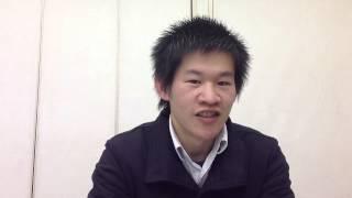 東京日建工科専門学校  就職決定者インタビュー(易 時龍)