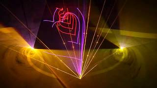 Лазерное шоу, День города, Тирасполь
