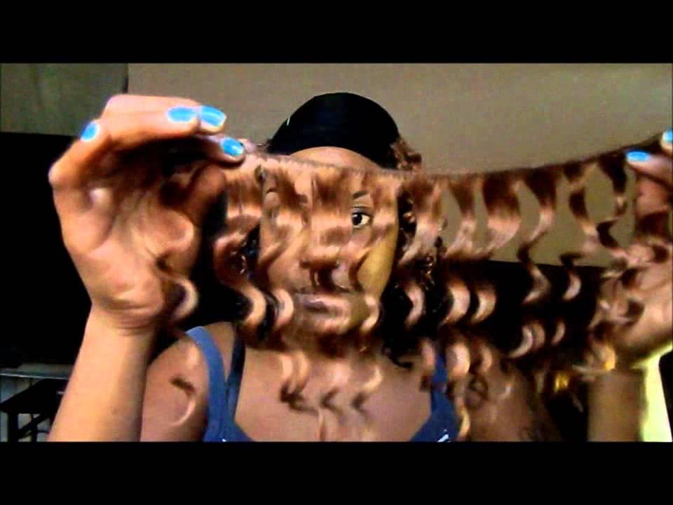 Deep Wave Quick Weave Tutorial  YouTube