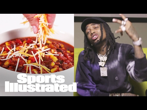 Migos Cooks Up Dope (Chili) In A Crockpot Recipe   Extra Mustard   Sports Illustrated
