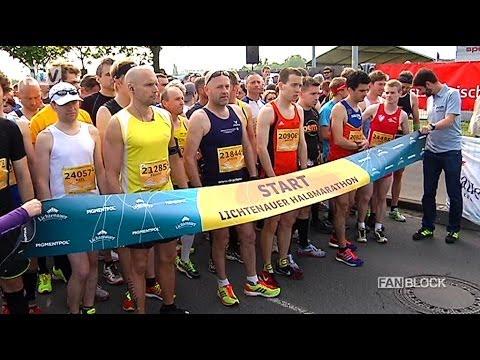 FANBLOCK-TV: VVO Oberelbe-Marathon lockt Läuferschar ins Elbtal