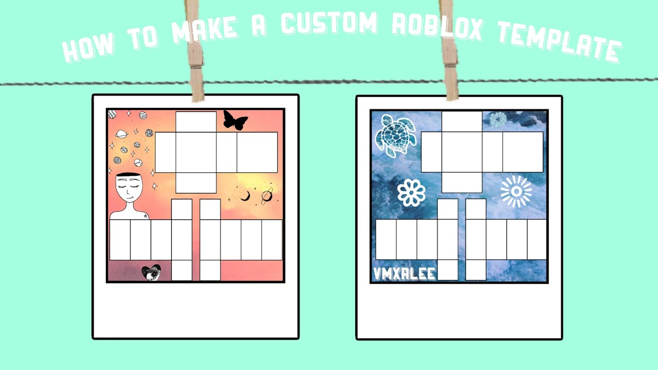 Roblox Model Template How To Make A Custom Roblox Template On Mobile July 2019 Youtube
