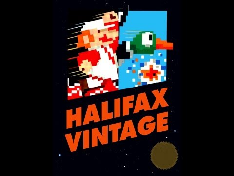 Halifax Vintage - A Gaming Documentary - Q&A