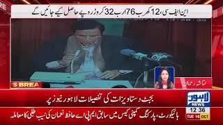 Financial Budget to be presented in Punjab Assembly today