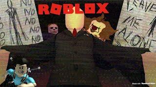 ROBLOX: Scary Elevator  Slender Man!