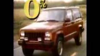 1989 Jeep-Eagle Commercial (0% Financing)