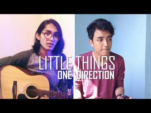 Little Things - One Direction (Tereza ft. Reza Darmawangsa) Cover
