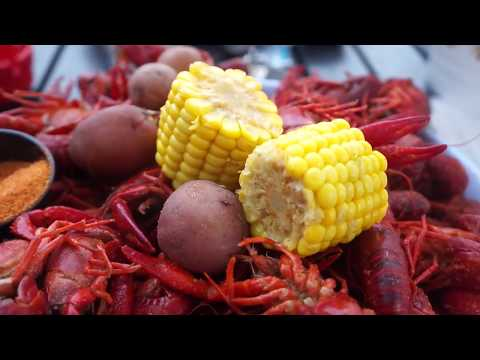MOM VLOG| CRAWFISH & FRESH FRUIT FROM THE FARMERS MARKET |