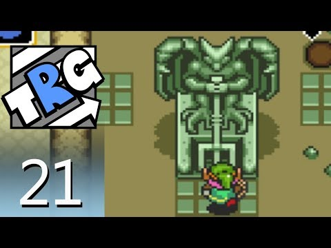 The Legend of Zelda: A Link to the Past – Episode 21: Try and Dent This!
