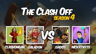 Clash off prep day | Clash Of Clans clan war | Community Clash Collaboration