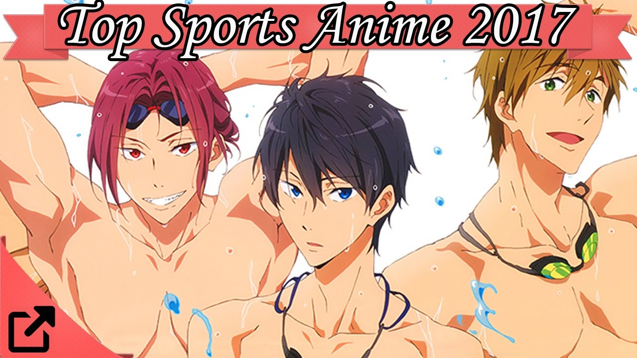 Top 25 Sports Anime 2017 All The Time
