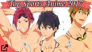 Top 25 Sports  Anime 2017 (All The Time)