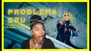 Baixar Pabllo Vittar - Problema Seu (Official Music Video)  REACTION (REAÇAO)