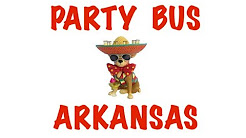 Party Bus Rental in Arkansas - Little Rock, Fort Smith, Fayetteville, Springdale, Jonesboro