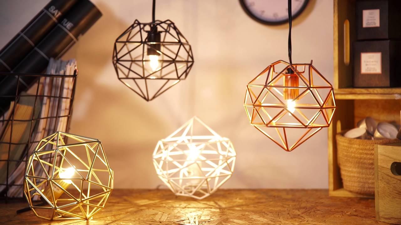 Omtalade Lampor och belysning till hela hemmet - Clas Ohlson - YouTube FP-58