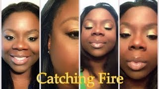 The Hunger Games Catching Fire Inspired Makeup Tutorial Thumbnail
