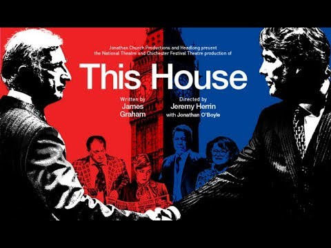 This House by James Graham - touring