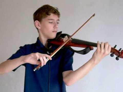 Rimsky-Korsakov: The Flight Of The Bumblebee [Electric Violin]