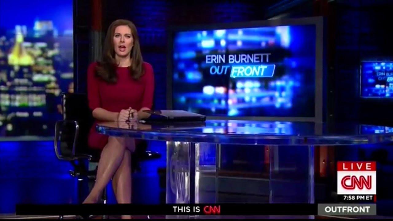 Erin burnett shorts, half asian half white man