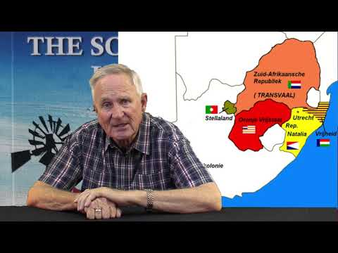 Video 4/8 - The South African Land Issue - Mpumalanga - Werner Weber For TLU SA.
