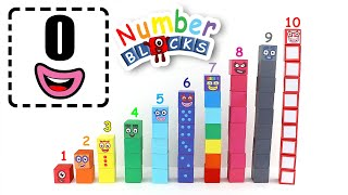 New Numberblocks | Counting All New Number Blocks 1, 2, 3, 4, 5, 6, 7, 8, 9 and 10 | Fun House Toys