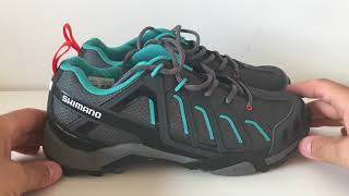 ZAPATILLAS SHIMANO WM34 SPD