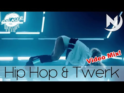 Best Hip Hop RnB & Twerk Party Mix 2019 By DJ Laser | Black Urban Dancehall Hype Mix