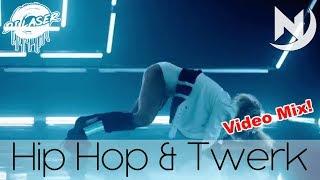 Best Hip Hop RnB & Twerk Party Mix 2019 by DJ Laser | Black Urban Dancehall Hype Mix
