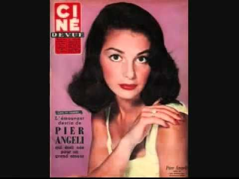 Pier Angeli Beautiful Lost Soul 1932-1971 30 years death anniv!  song by Linda Ronstadt