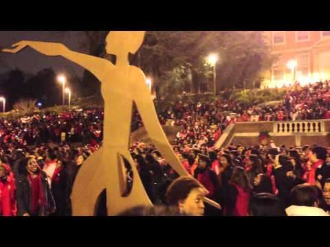 Calling All Sorors! DST singing at the stroke of Midnight!