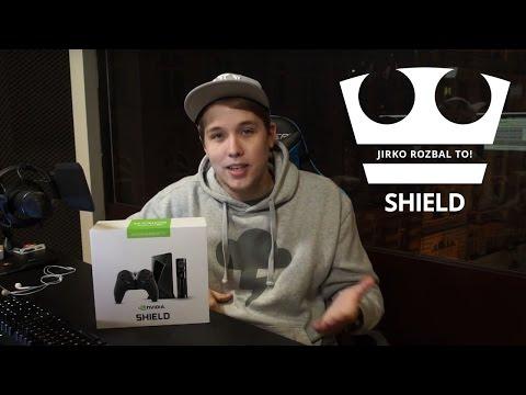 Jirko rozbal to!  - nVidia Shield - Android TV