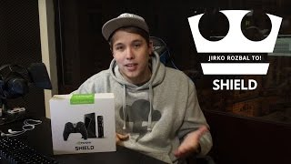 Jirko rozbal to! - nVidia Shield - Android TV