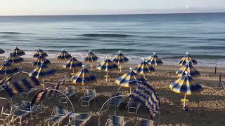 Fondi, spiaggia 2.0