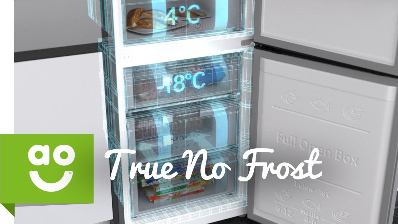 No Frost Samsung Fridge Freezers With True No Frost Ao