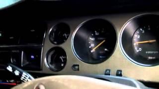 1978年 HB310 サニー  A14 エンジン始動