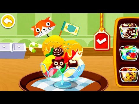 Ice cream game by babybus kids games baby panda and kids learn how ice cream game by babybus kids games baby panda and kids learn how to make ice cream smoothies youtube ccuart Image collections