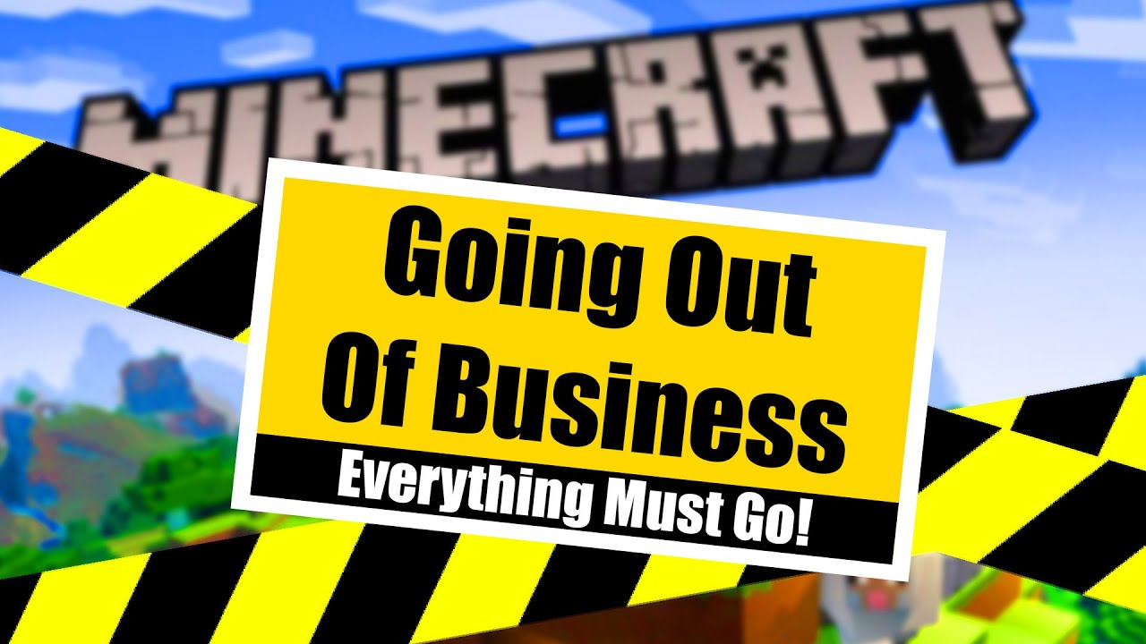 Minecraft Shutting Down in 12?? REAL or FAKE?