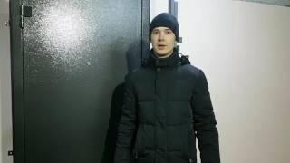 видео Порядок выполнения работ по установке входной двери