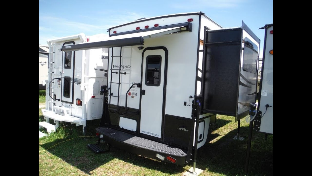 2019 Palomino Backpack HS2902 Luxury Truck Camper @ Camp-Out RV in Stratford
