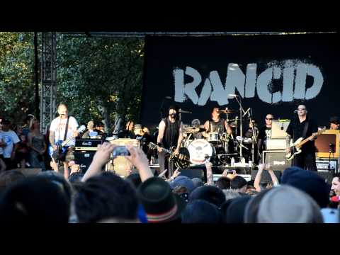 Rancid - Adina [Hootenanny 2012]