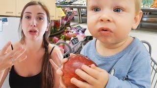 HE WAS CHOKING! | little tucketts vlog