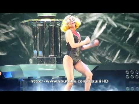 Lady Gaga Alejandro Live in Stockholm